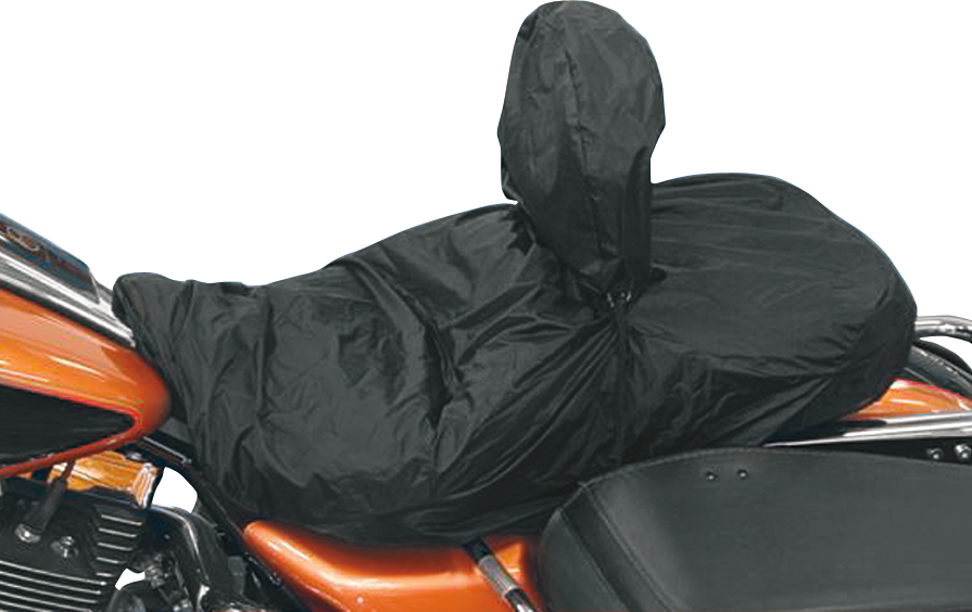 MUSTANG Seat Rain Cover with Driver Backrest Seat Rain Cover with Driver Backrest Cover - Team Dream Rides