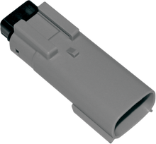 Load image into Gallery viewer, NAMZ Molex MX 150 Connector 72531-07 - 3 Pin Male - Gray Molex MX 150 Connector Component — Wiring Connector