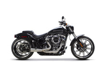 Load image into Gallery viewer, Two Brothers Racing Harley Davidson Softail Fatboy/Breakout (2018-2020) Comp-S 2-1 Stainless Steel - Team Dream Rides