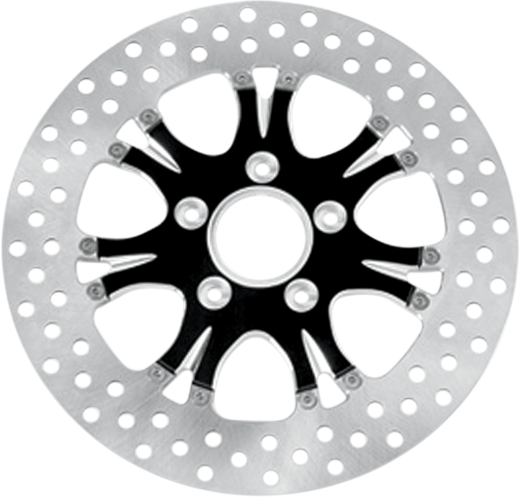 "PERFORMANCE MACHINE (PM) Brake Rotor - 11.5"" - Paramount - Platinum Cut Two-Piece Brake Rotor"