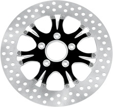 "Load image into Gallery viewer, PERFORMANCE MACHINE (PM) Brake Rotor - 11.5"" - Paramount - Platinum Cut Two-Piece Brake Rotor"