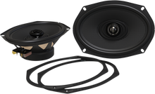 "Load image into Gallery viewer, HOGTUNES XL Series Lid Speakers - 6"" x 9"" - Universal XL Series 6""x9"" Lid Speakers - Team Dream Rides"