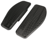 Thrashin Supply Bagger Passenger Floorboards - Black