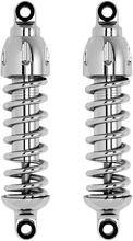 "Load image into Gallery viewer, PROGRESSIVE SUSPENSION 430 Series Shock - Chrome - Heavy-Duty - 11"" 430 Series Shocks"