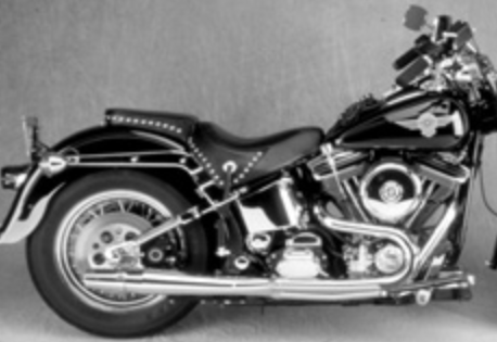 THUNDERHEADER 1986-1999 Softail All FX model Softails with forward controls - Team Dream Rides