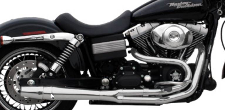 THUNDERHEADER 2012-2017 DYNA Fits models with center and forward controls (Excludes Switchback) - Team Dream Rides