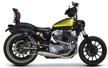 Load image into Gallery viewer, Two Brothers Racing Harley Davidson Sportster (2014-2020) Megaphone Gen II 2-1 Ceramic Black Full System - Team Dream Rides