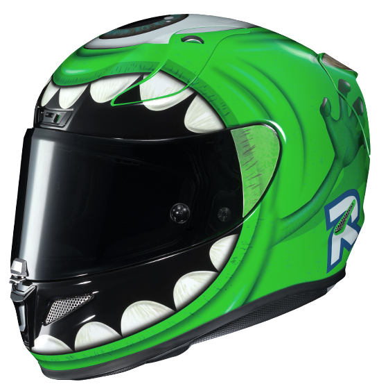 HJC RPHA 11 PRO Mike Wazowski MC-4 - Team Dream Rides