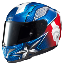 Load image into Gallery viewer, HJC RPHA 11 PRO Captain America MC-1 - Team Dream Rides