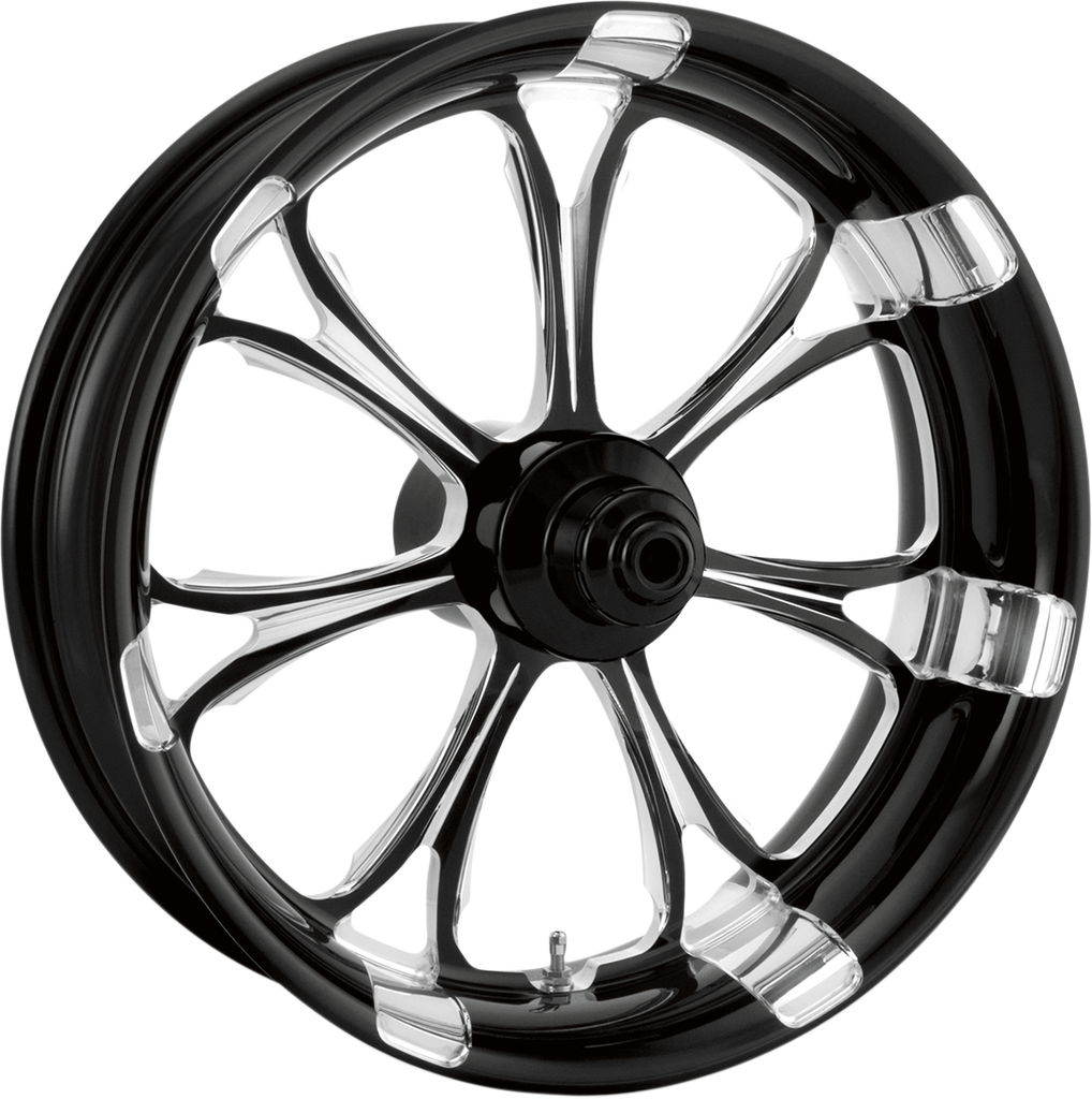 PERFORMANCE MACHINE (PM) Wheel - Paramount - Platinum Cut - 21 x 3.5 - With ABS - 14+ FLD One-Piece Aluminum Wheel — Paramount