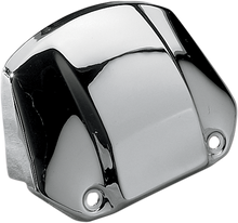 Load image into Gallery viewer, DRAG SPECIALTIES Headlight Visor without Hole - '75-'91 XL FX - Headlight Visor Covers