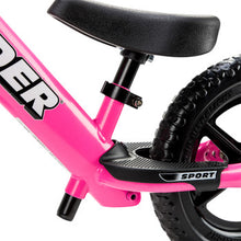 "Load image into Gallery viewer, STRIDER 12"" Sport Balance Bike - Pink - Team Dream Rides"