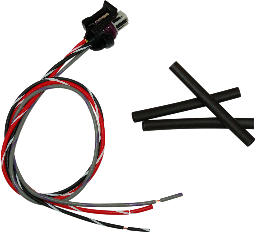 NAMZ Connector with Wire Pigtail - Delphi Wiring Harness with Pigtail - Team Dream Rides