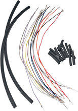 "Load image into Gallery viewer, NAMZ Handlebar Wiring Extension - 4"" - '96-'06 FL Ready-To-Install Handlebar Wire Extension Kit"