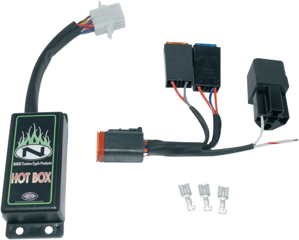 NAMZ Hot Box Wiring Harness - Ironhorse Hot Box Wiring Harness for American Ironhorse - Team Dream Rides