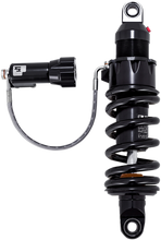 "Load image into Gallery viewer, PROGRESSIVE SUSPENSION 465 Series Shocks with Rap - Black - Heavy-Duty - 13.1"" 465 Series Shock with Remote Adjustable Preload"