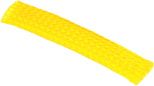 Load image into Gallery viewer, NAMZ Braided Flex Sleeving - Yellow Braided Sleeving - Team Dream Rides