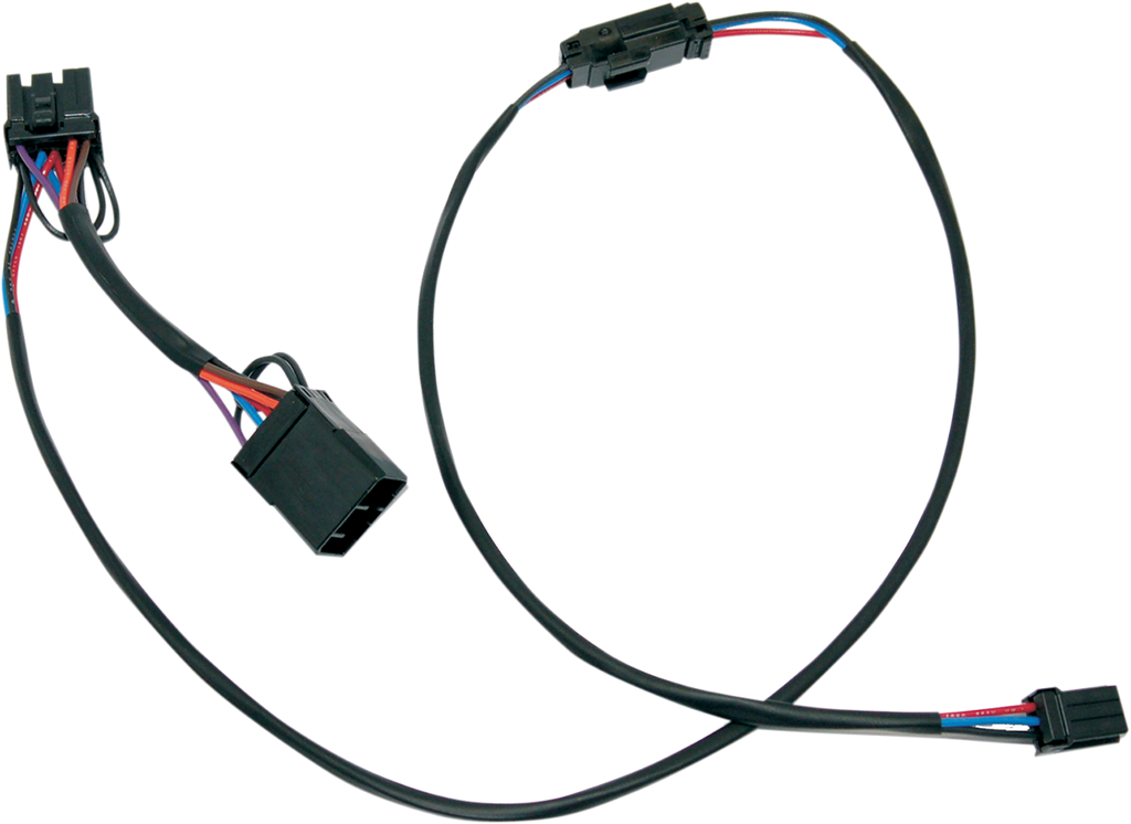 NAMZ Quick Disconnect Wiring Harness - Harley Davidson Tour-Pak® Quick Disconnect Wiring Harness - Team Dream Rides