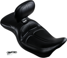 Load image into Gallery viewer, LE PERA Maverick Seat - Backrest - FLH '08+ Maverick 2-Up Seat - Team Dream Rides