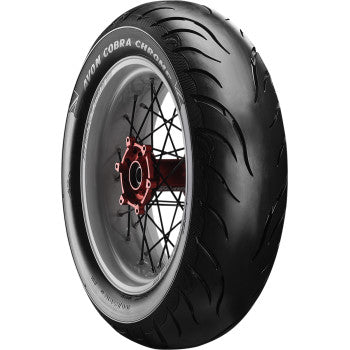AVON  Tire - AV92 - 200/55R18 79V  Cobra Chrome Tire — Rear - Team Dream Rides