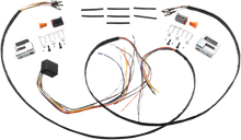 Load image into Gallery viewer, GMA ENGINEERING BY BDL Chrome Brake/Clutch Switch Kit w/ Harness GMA Switch Kit