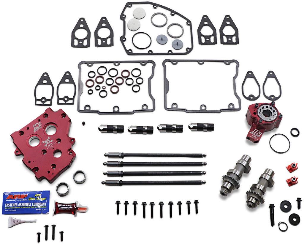 FEULING OIL PUMP CORP. Cam Kit - Race Series - Twin Cam Race Series Camchest Kit - Team Dream Rides