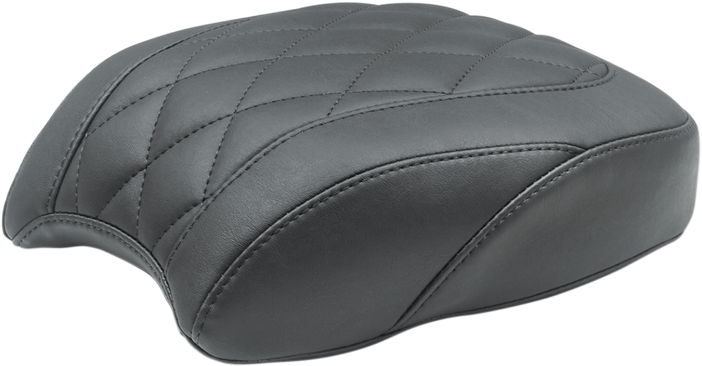 MUSTANG Wide Tripper Passenger Seat - Diamond Wide Tripper™ Rear Seat - Team Dream Rides