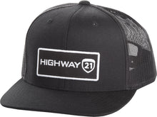 Load image into Gallery viewer, CORPORATE HAT BLACK - Team Dream Rides