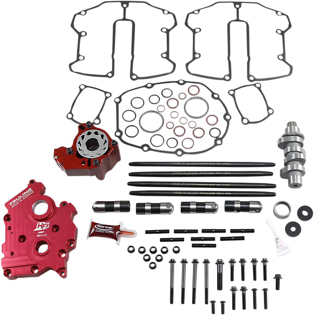 FEULING OIL PUMP CORP. Cam Kit - Race Series - 592 Series - Oil Cooled - M8 592 Race Series® Camchest Kit