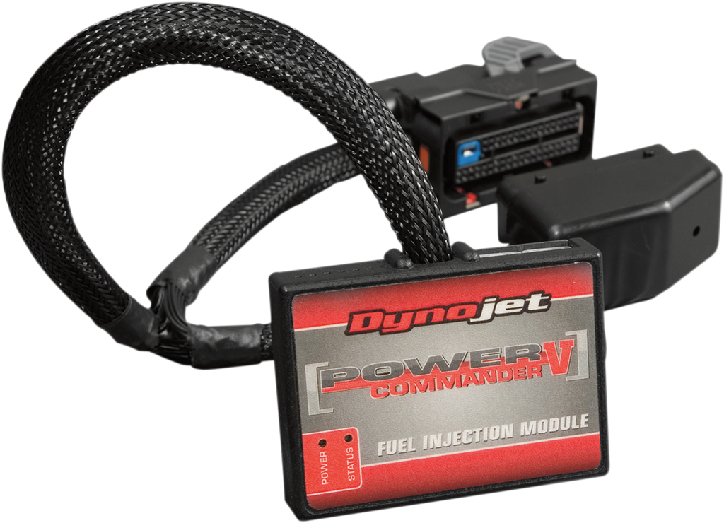 DYNOJET-HARLEY Power Commander-V Harley-Davidson with/Ignition Adjustment Soft/Tail 01-06 Power Commander V