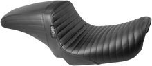 Load image into Gallery viewer, LE PERA Kickflip Seat - Pleated - FXD '06-'17 Kickflip Seat — Pleated - Team Dream Rides