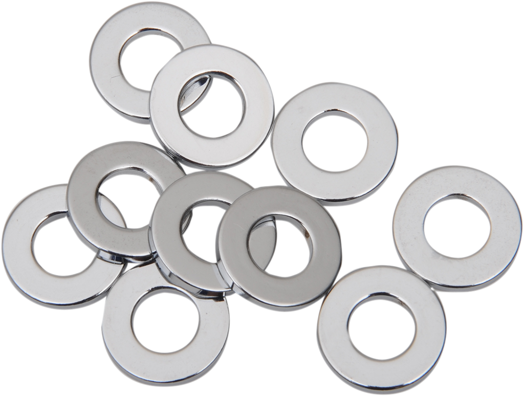 DRAG SPECIALTIES 15/32X1/8 Thick Washer Specialty Flat Washers - Team Dream Rides
