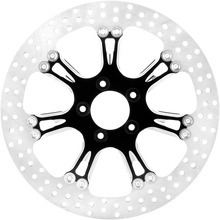 "Load image into Gallery viewer, PERFORMANCE MACHINE (PM) Brake Rotor - 13"" - Virtue - Platinum Cut Two-Piece Brake Rotor - Team Dream Rides"