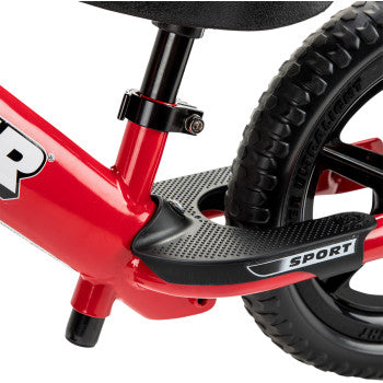 "STRIDER 12"" Sport Balance Bike - Red - Team Dream Rides"