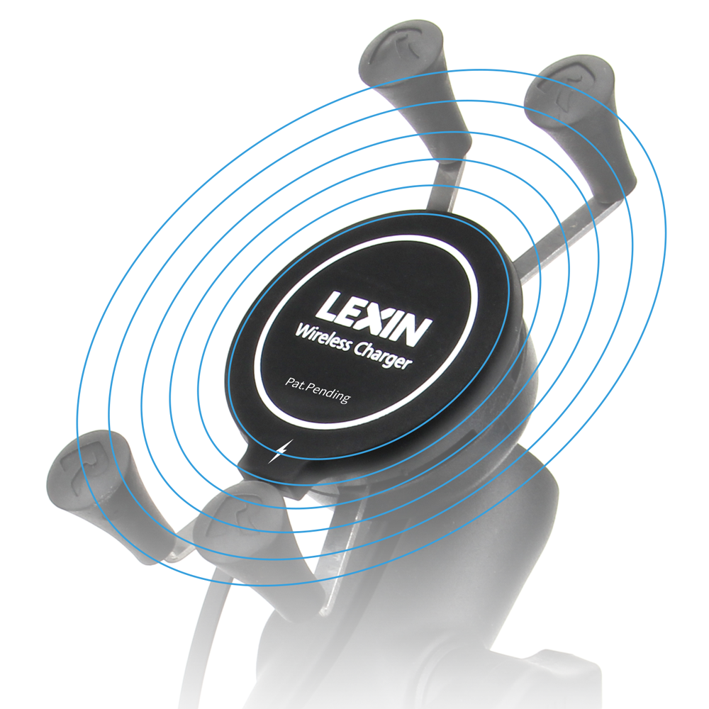LEXIN WPC QI WIRELESS CHARGER