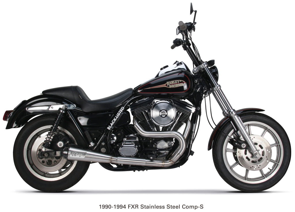 Comp-S 2-in-1 FXR Exhaust - Team Dream Rides