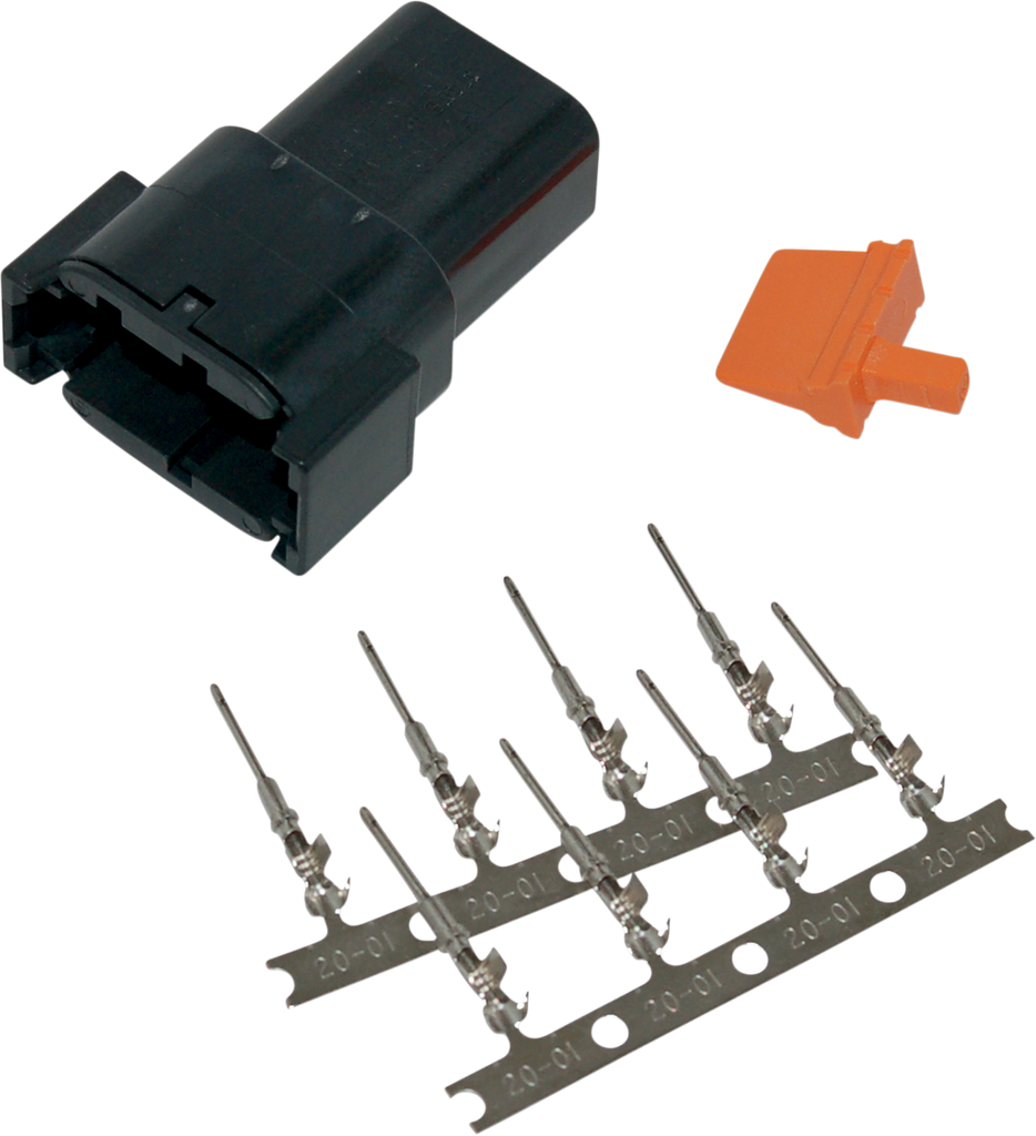 NAMZ Receptacle Kit Deutsch DTM Plug and Receptacle Kit — Kit