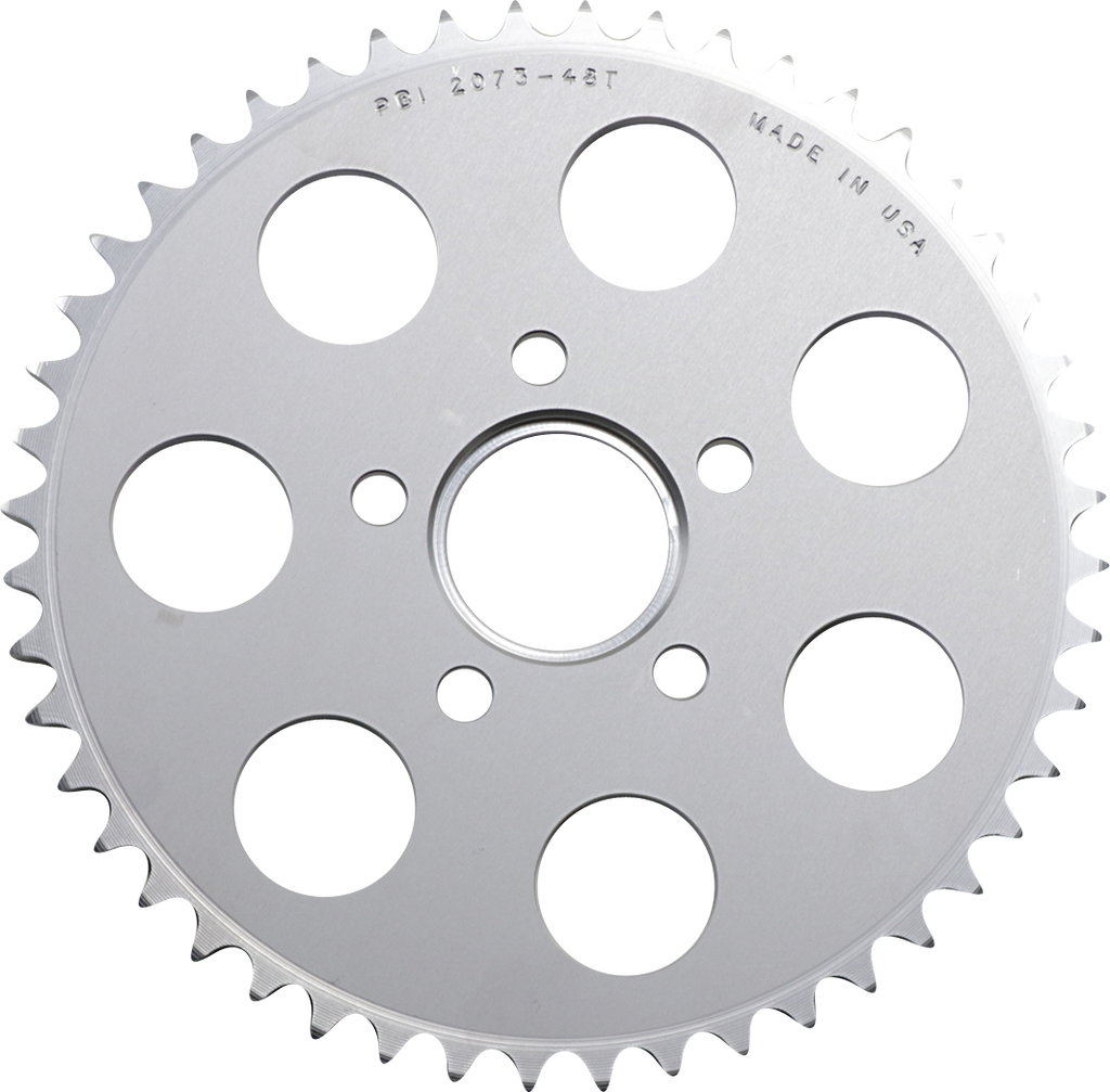 PBI Rear Drive Sprocket - 48-Tooth Aluminum Rear Drive Sprocket - Team Dream Rides