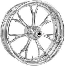 Load image into Gallery viewer, PERFORMANCE MACHINE (PM) Wheel - Paramount - Chrome - 21 x 3.5 - With ABS - 14+ FLD One-Piece Aluminum Wheel — Paramount - Team Dream Rides