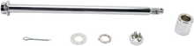 Load image into Gallery viewer, DRAG SPECIALTIES Axle - Rear - Kit - 80-99 FLT/FLHT Chrome Axle Kit