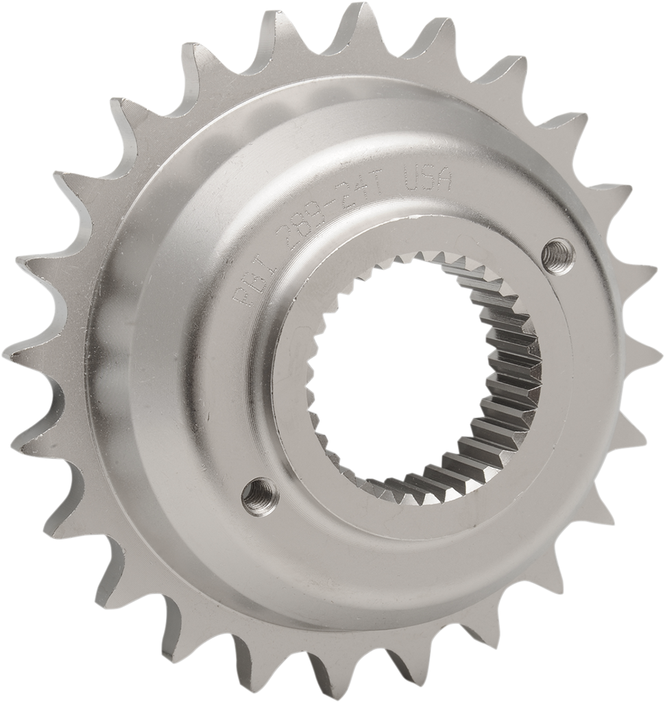 PBI Offset Transmission Sprocket - 24-Tooth Offset Transmission Sprocket - Team Dream Rides
