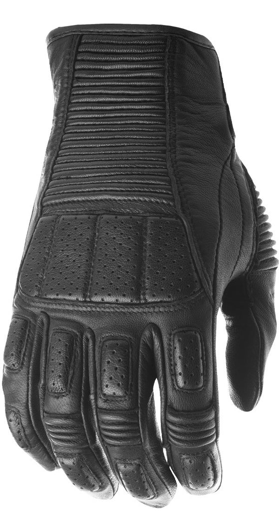 TRIGGER GLOVES BLACK LG