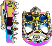 Load image into Gallery viewer, FLO MOTORSPORTS MOTO STYLE FOOTPEG SET JET FUEL - Team Dream Rides