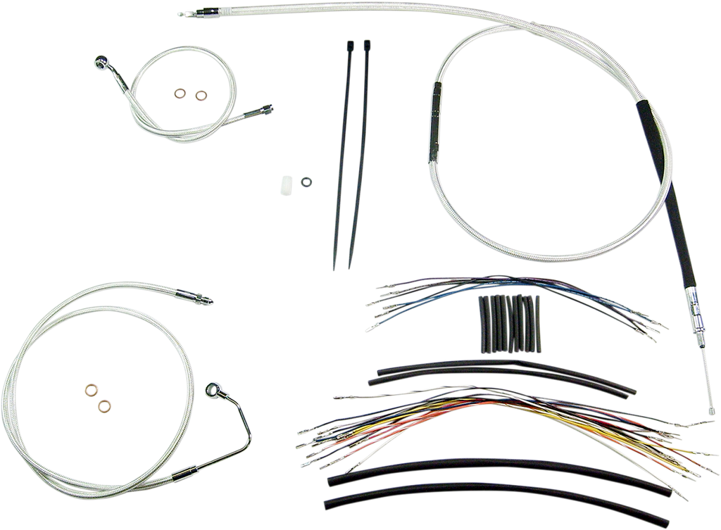 MAGNUM Sterling Chromite II® Control Cable Kit Sterling Chromite II® Upper Handlebar Installation Kit