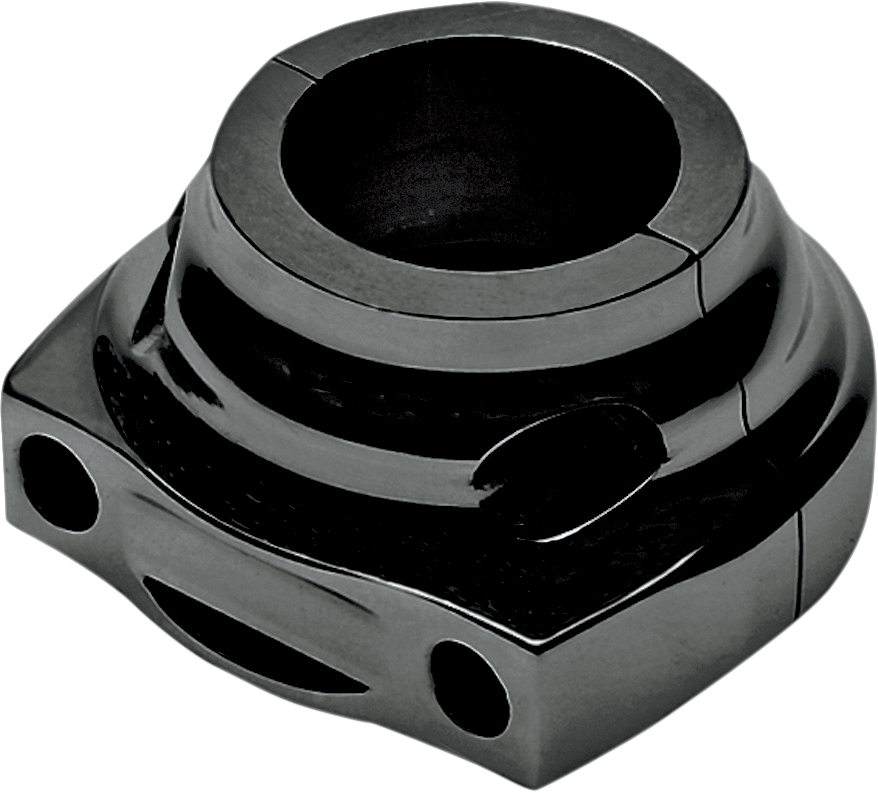 PERFORMANCE MACHINE (PM) Black Housing for Dual Cable Throttle Housing - Team Dream Rides