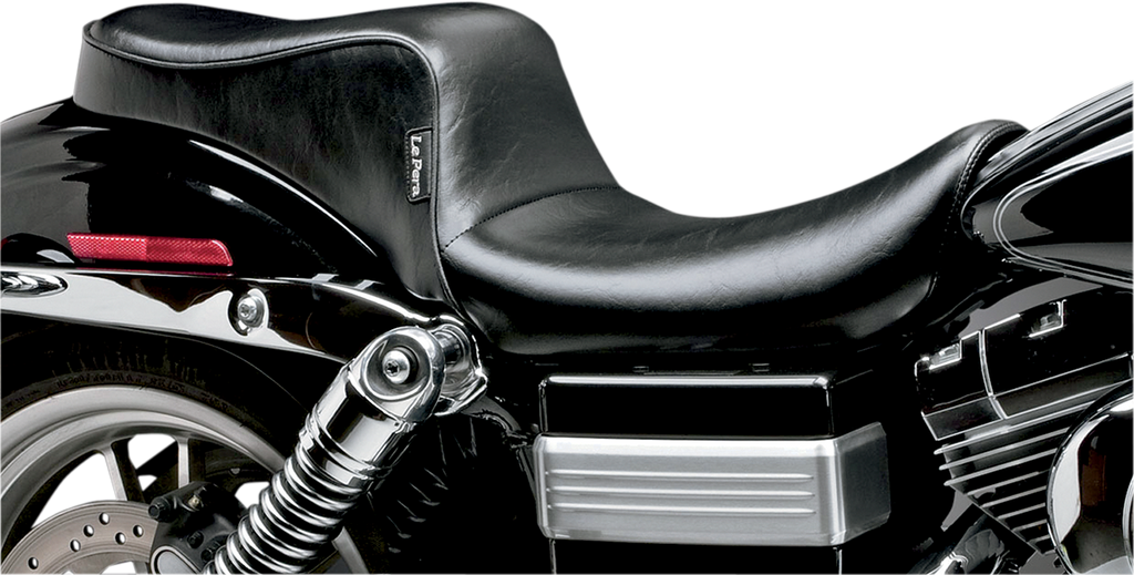 LE PERA Cherokee Seat - Smooth - FXD '06-'17 Cherokee 2-Up Seat - Team Dream Rides