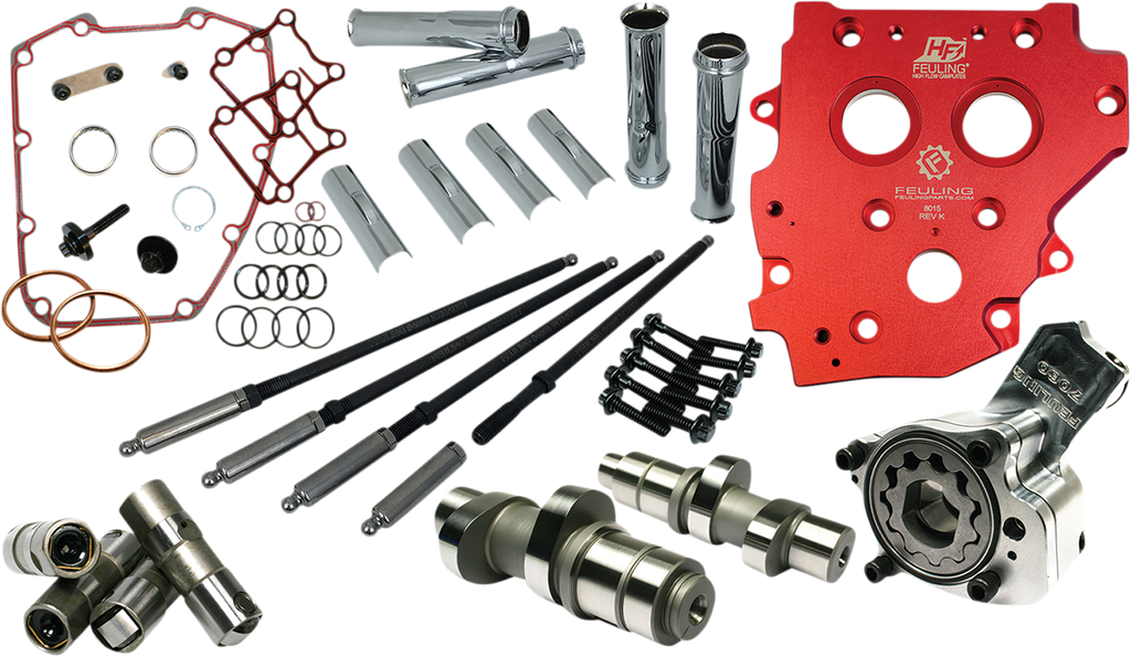 FEULING OIL PUMP CORP. Complete Cam Kit - 525G HP+® Camchest Kit