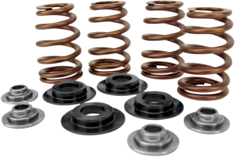"COMP CAMS Spring Kit - .650"" - Twin Cam Beehive Valve Spring Kit - Team Dream Rides"