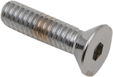 Load image into Gallery viewer, DRAG SPECIALTIES 1/4X20X3/4 Chrome Flat Head Countersunk Socket-Head Bolts