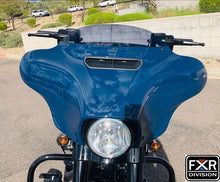 "Load image into Gallery viewer, FXR DIVISION STREETWITCH HANDLE BARS FOR STREET GLIDE MODELS 12"" Black - Team Dream Rides"